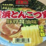 【ニュータッチ】横浜とんこつ家豚骨醤油味の原材料と添加物